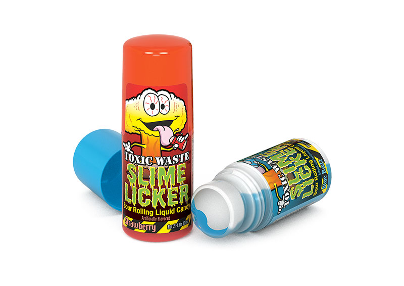 Toxic Waste Candy - Slime Lickers