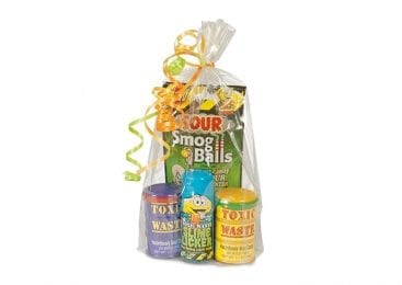 Toxic Waste Candy Party Bag