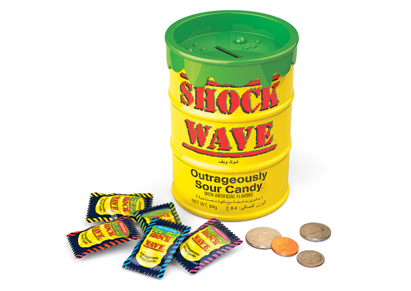 Shock Wave Bank